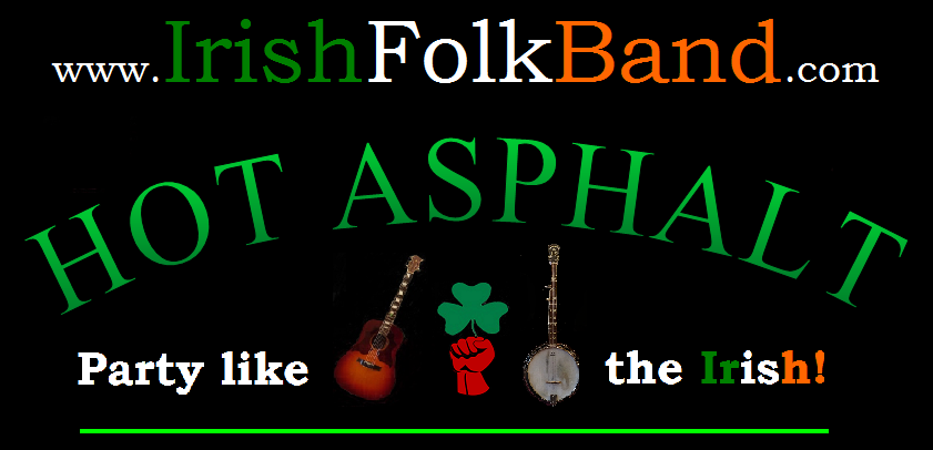 IrishFolkBand Hot Asphalt