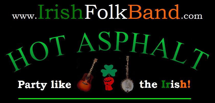 IrishFolkBand Hot Asphalt